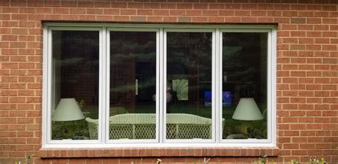 white casement windows lighten  midlothian home pella virginia