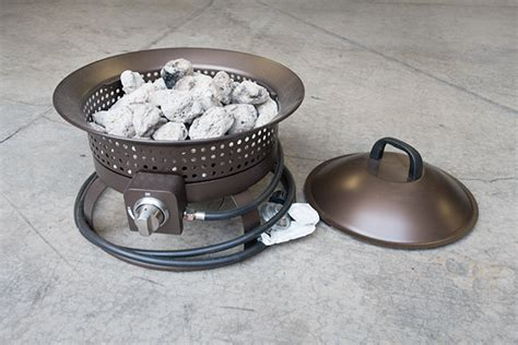 portable propane pit types of pits and pit safety the diy