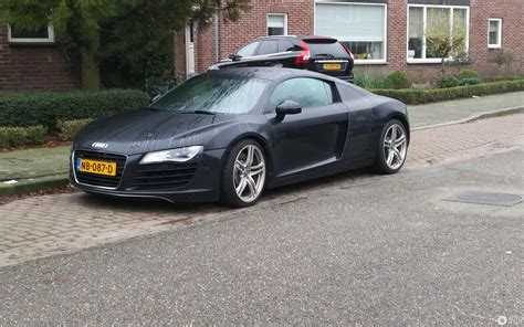 Audi R8 12 Januari 2018 Autogespot
