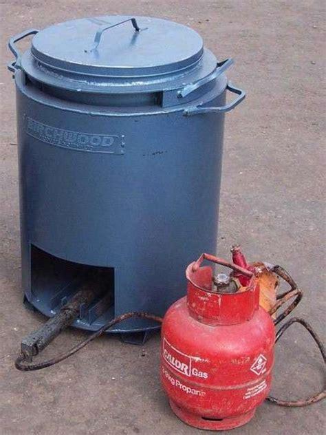 large tar boiler cw burner smiths hire