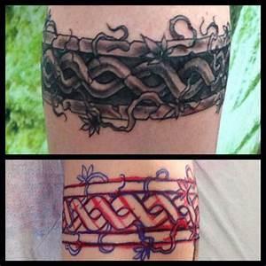 Irish Celtic Tattoos Knot, Trinity, Harp, Band (2) | Abbey ...