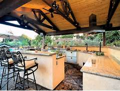 Outdoor Kitchen Plans by Tips To Get Appropriate Outdoor Kitchen Ideas Actual Home