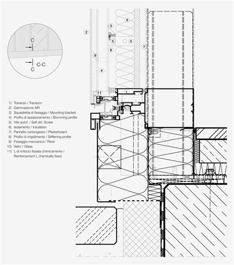 curtain walls details pdf nrtradiant