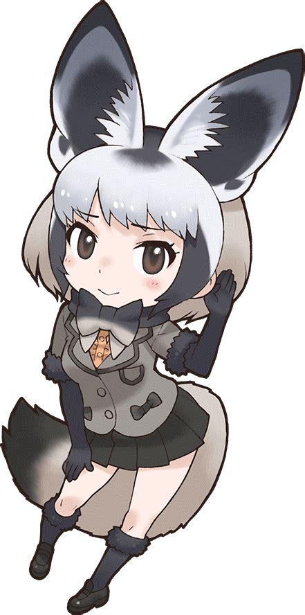 bat eared fox japari library  kemono friends wiki
