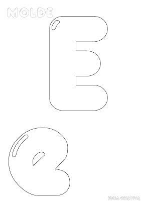 moldes letras do alfabeto ideia criativa gi barbosa educa 231 227 o infantil sala de aula
