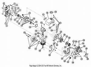 Mtd Y28 41ady28g000 41ady28g000 Y28 Parts Diagram For Engine