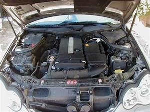 2003 C180 Kompressor Service And Manual Trans Oil