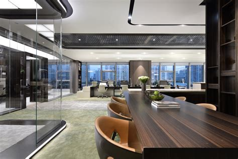 Office In by Sbid Interior Design Project Of The Week Shanghai