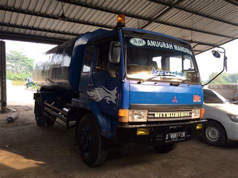 gambar dijual mobil truk tangki 20000 ltr mitsubishi puso