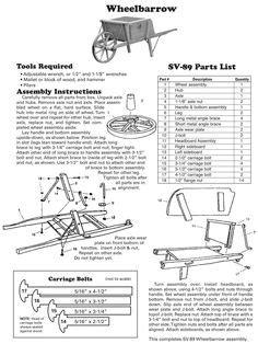 Wheelbarrows Patent Print Decor Home Decor Patent Print