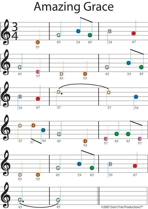Free sheet music & tabs. DFP™   Easy beginner guitar songs