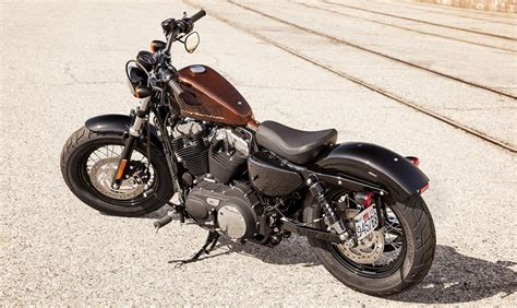 2014 Harley Davidson Forty-eight Review