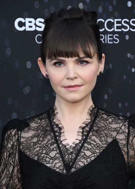 ginnifer goodwin attends  twilight zone tv show