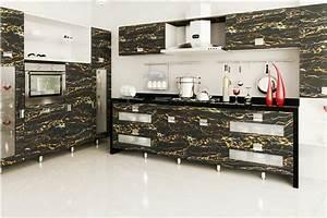 Autocollant meuble cuisine meilleures images d for Kitchen cabinets lowes with papiers peints cuisine