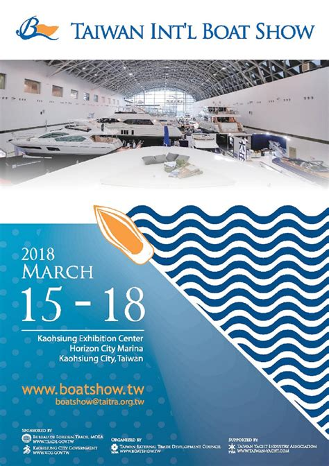 Boat Show Offers by Taiwan Boat Show Offers Business Opportunities To Uk Buyers
