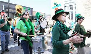 Green Scene: Annual St. Patrick's Day parade winds its way ...