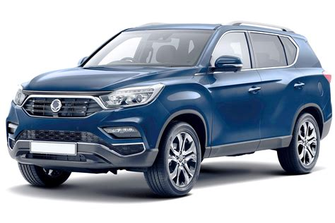 Ssangyong Rexton Suv Review