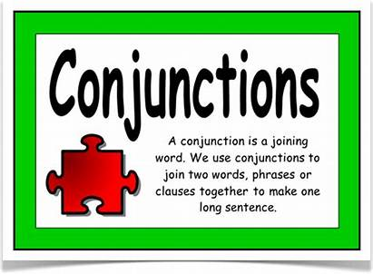 Conjunctions Grammar English Fanboys Pdf Words Title