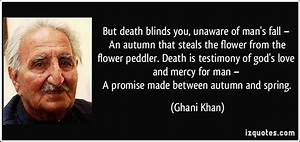 Quotes About De... Autumn And Death Quotes
