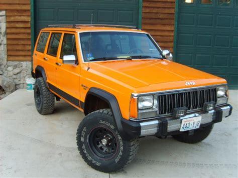 jeep cherokee orange orange xjs jeep cherokee forum