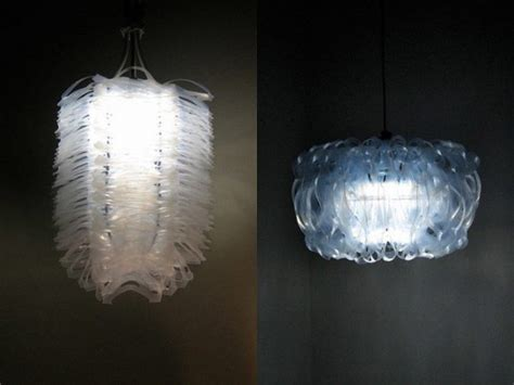 lamparas recicladas  ideas paso  paso decoraideas
