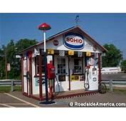 American Gas Pump Heaven Museum Dover Ohio