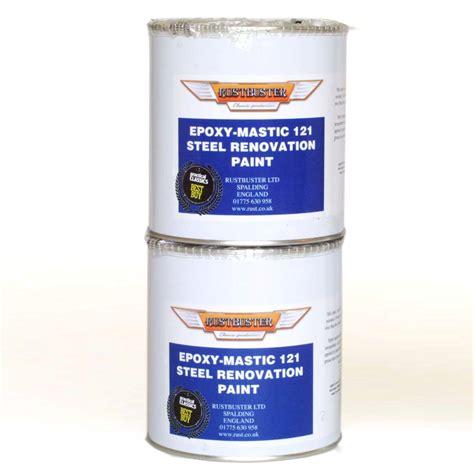 Rustproofing Epoxy Mastic Chassis Paint