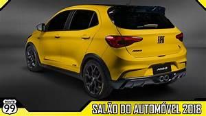 Fiat Argo Sting - O Arqui-inimigo Do Onix Track Day