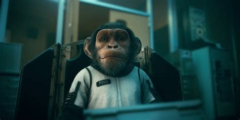 See First Image of Baby Pogo from The Umbrella Academy ...