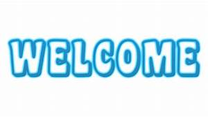 Welcome Transparent Background Images - Reverse Search