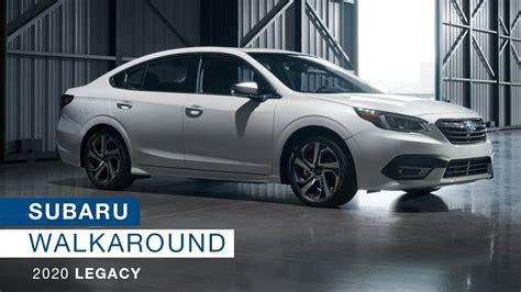 All-new 2020 Subaru Legacy