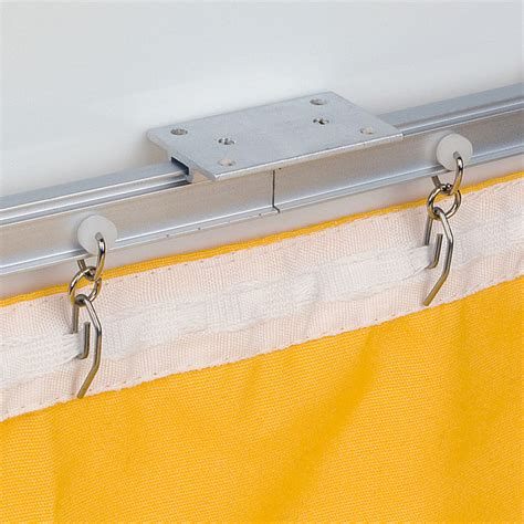 Bendable Curtain Track Bq by Recmar 4108 Bendable I Beam Curtain Track Aluminum 72