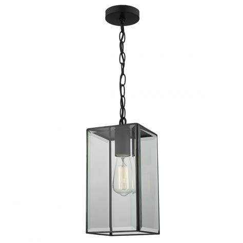 black lantern pendant light industrial black box lantern ceiling pendant light