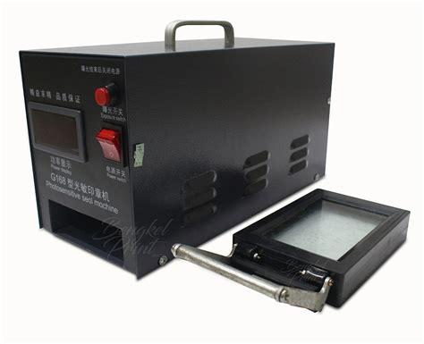 mesin stempel flash warna g168 bengkel print indonesia