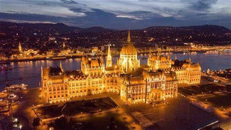budapest   danube river  sunset youtube