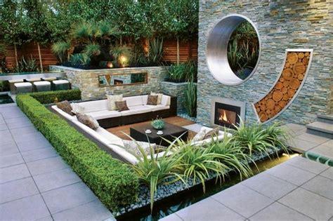 Imagenes De Paisajes De Jardines Modernos