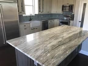 marble top kitchen island brown island