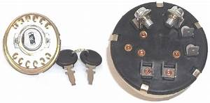 Starter Switches  Key Switches  And Thermostarter Plugs