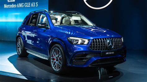 Gallery of 95 high resolution images and press release information. 2021 Mercedes-AMG GLE 63 S And GLS 63 Power Into L.A. With 603 HP