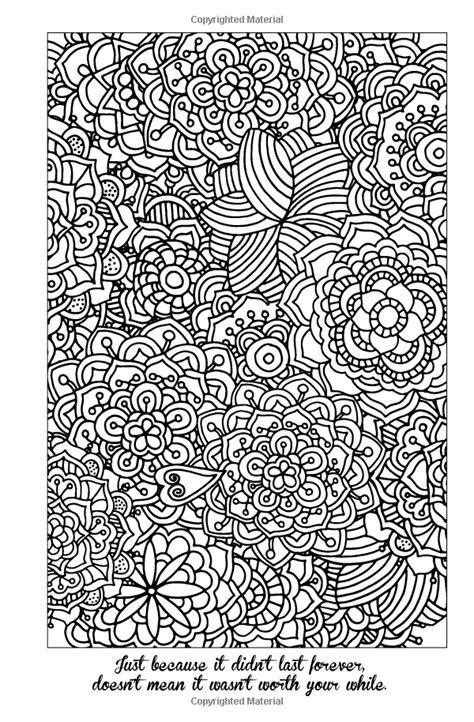 amazon com pocket size adult coloring book floral