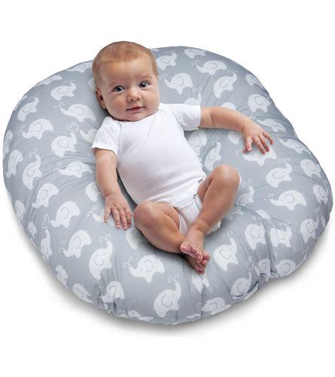 Boppy Baby Chair Elephant Walk Gray by Boppy Newborn Lounger Elephant