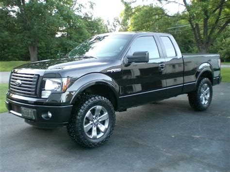 2008 f150 fx4 with leveling kit and max tire size autos post leveling kits for 2011 f150 fx4 f150online forums
