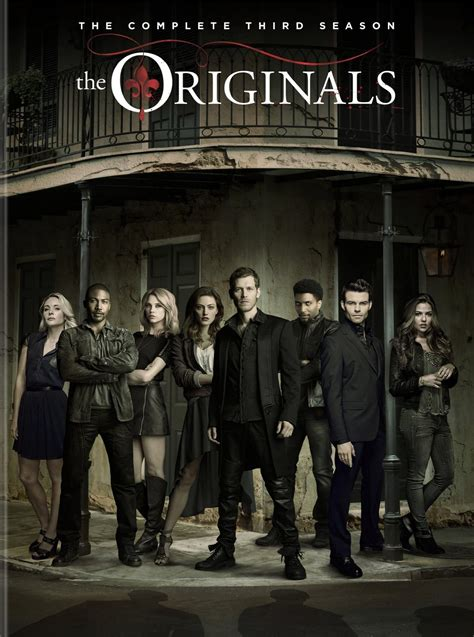 originals  complete  season dvd