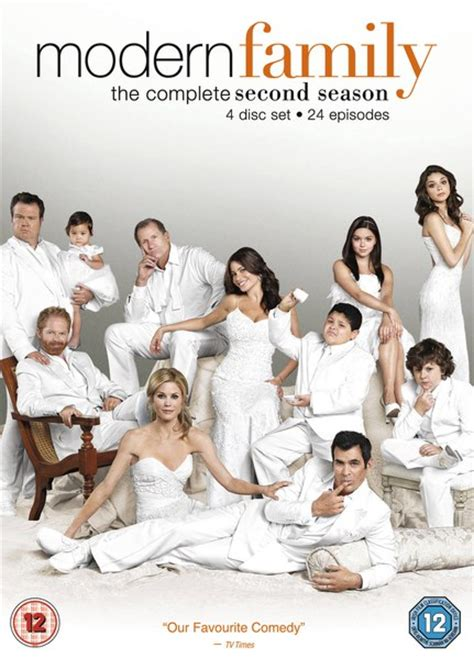 modern family season 2 dvd zavvi