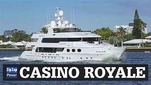 CASINO ROYALE YAY Another James Bond Yacht YouTube