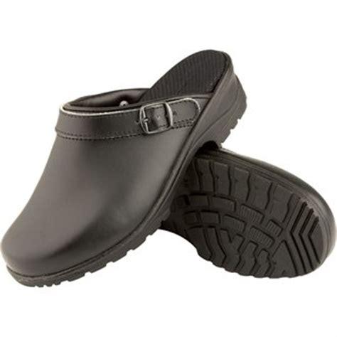 klogs kitchen pro clog slip  shoe black size euro
