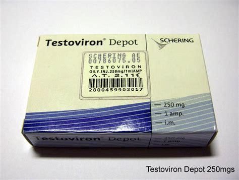 testoviron depot mg