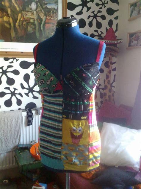 dress   socks     recycled dress