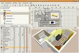 Sweet Home 3d Meuble : sweethome3d autour de linux ~ Premium-room.com Idées de Décoration