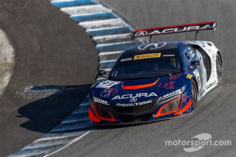 Acura Hours by California 8 Hours Acura Beats Porsches To The Top Spot
